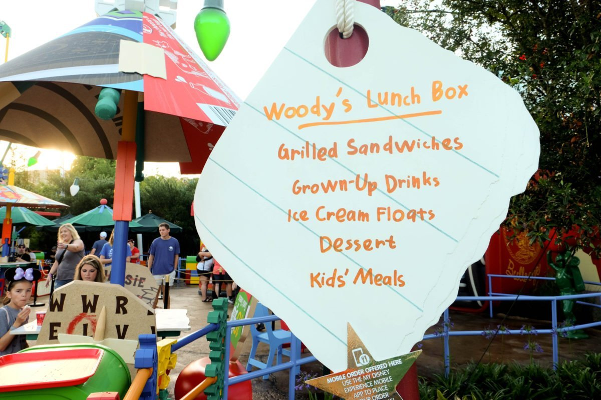 Toy Story Land at Hollywood Studios things to do guide to Toy Story Land Get ready to play big in Andy's Backyard #toystoryland #toystory #playbig