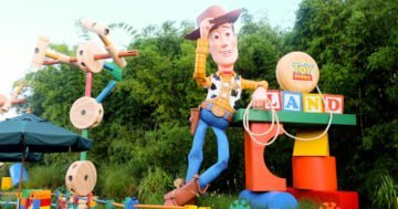5 Must-Dos at Walt Disney World Toy Story Land