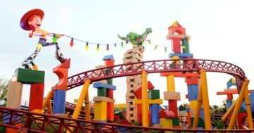 Toy Story Land at Walt Disney World Review