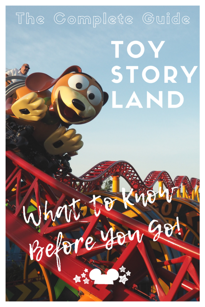Toy Story Land at Hollywood Studios Walt disney World. Everythin gyou need to know before you go to Toy Story Land tips tricks and hacks for your next disney trip #disneyworld #toystoryland #disneytips #disneyhacks