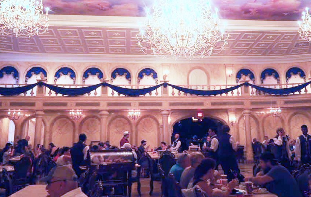 Be our guest at Magic Kingdom Walt Disney World Restaurants