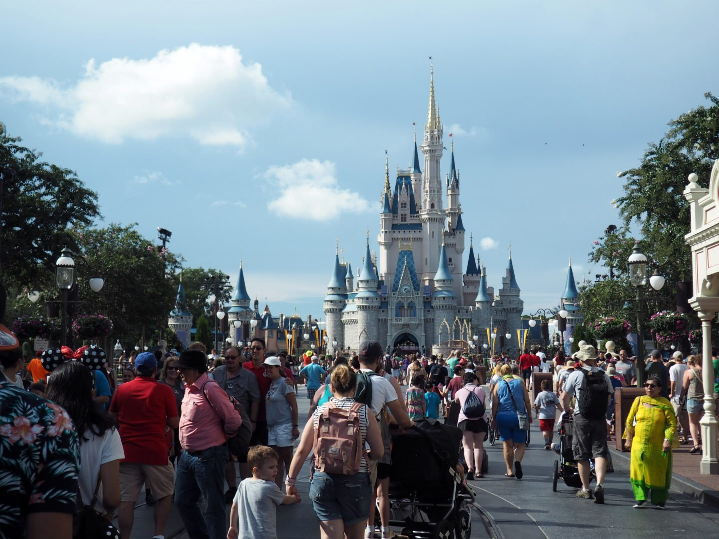 family vacations at walt disney world in the summer #disneyinthesummer #familyvacations