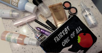 Disney Beauty Bag for Summer: 12 Things we Love!