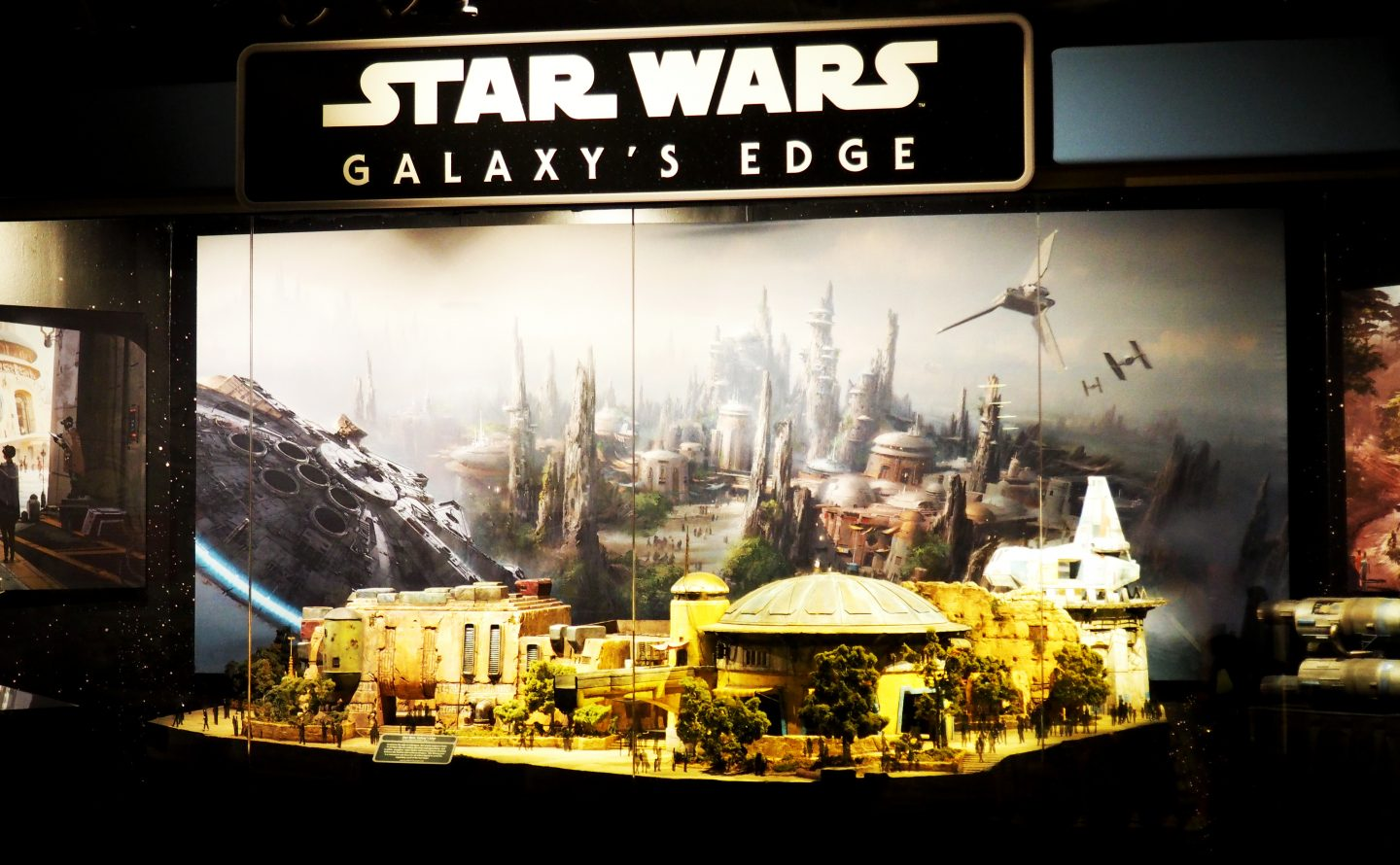 star wars galaxys edge at walt disney world