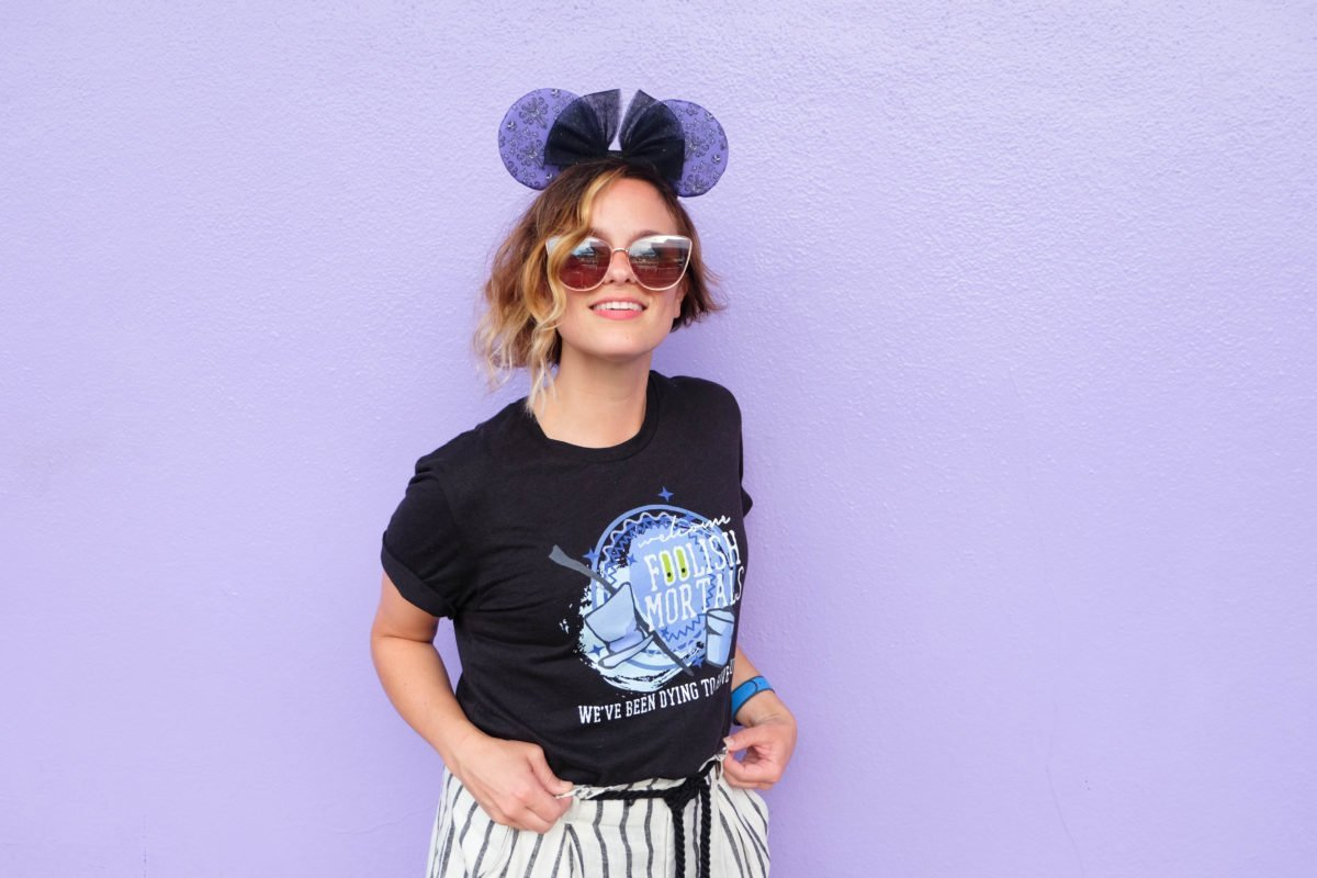 Disney walls Instagram walls purple wall purple galactic wall in tomorrowland walt disney world photo opportunities