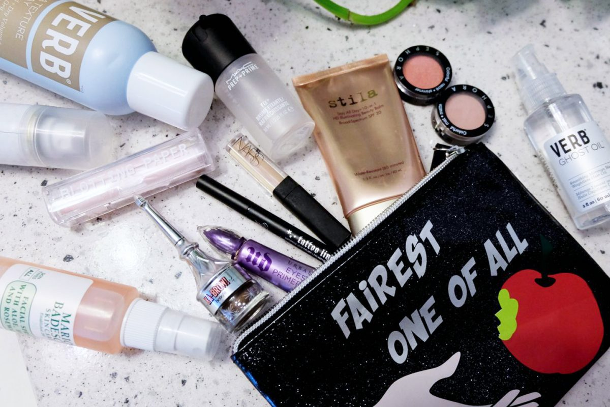 Disney Summer Beauty Bag 12 Things we Love!