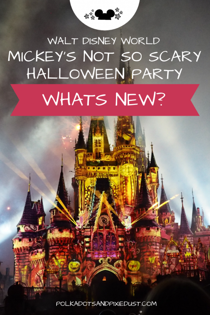 Everything New for Halloween at Walt Disney World's Mickey's Not So Scary Halloween Party and in the Parks! #disneyvacation #disneyhalloween #disney2020 #waltdisneyworld