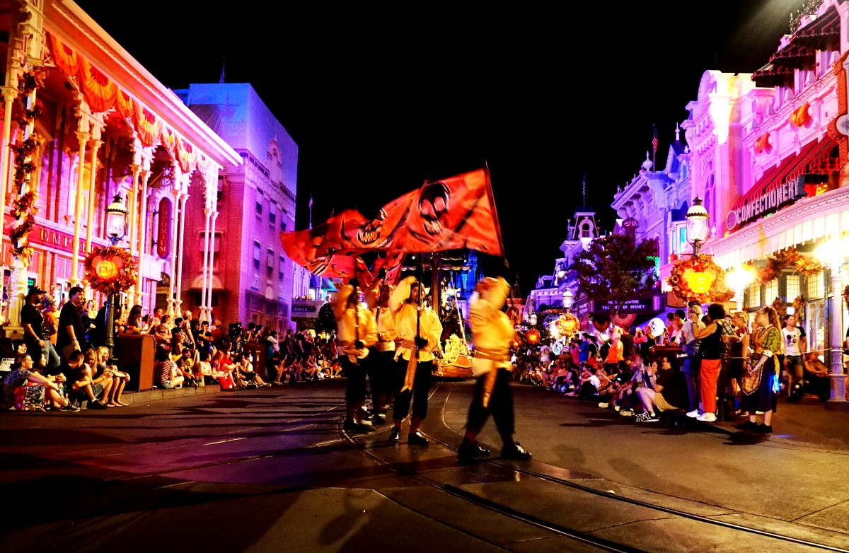 Mickey's Not So Scary Halloween Party at Walt Disney World: A Guide