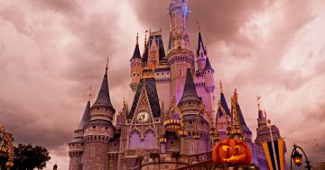 Disney's After Hours Boo Bash for Halloween at Magic Kingdom