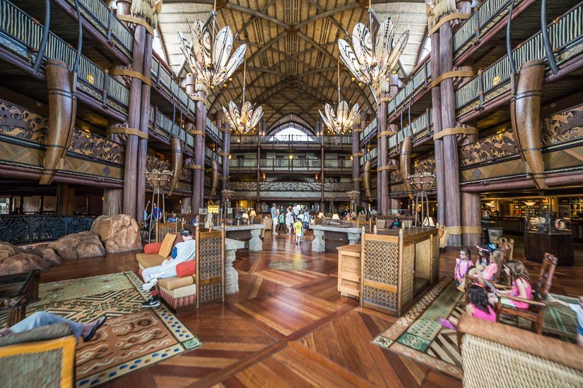 animal kingdom lodge disney vacation club