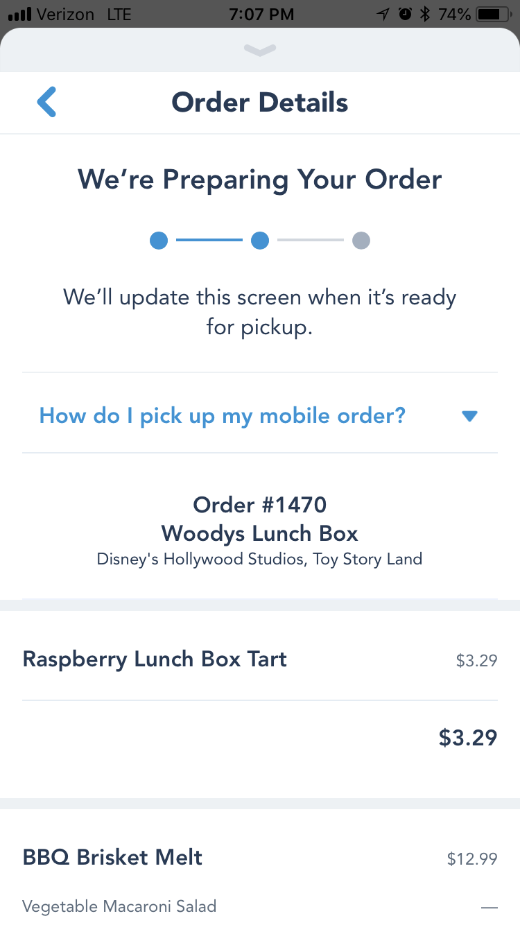 mobile, mobile ordering, disney mobile order, disney blogger, blogger, mobile order quick service