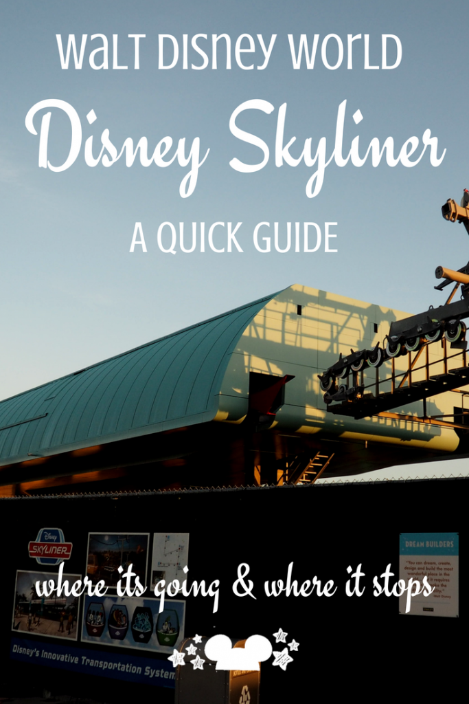 Disney Skyliner opens in 2019. Here's where its going and where it stops. Which parks, which resorts and what to know! #disneyskyliner #disneygondola #disneytransportation #waltdisneyworld
