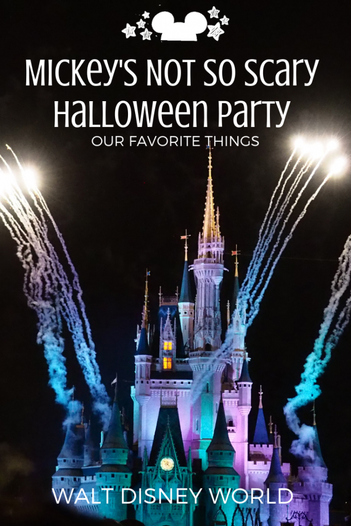 mickeys not so scary halloween party at walt disney world, our favorite disney halloween party things at #mnsshp #disneyhalloween #disneyparty #mickeysnotsoscaryhalloweenparty #disneyworld