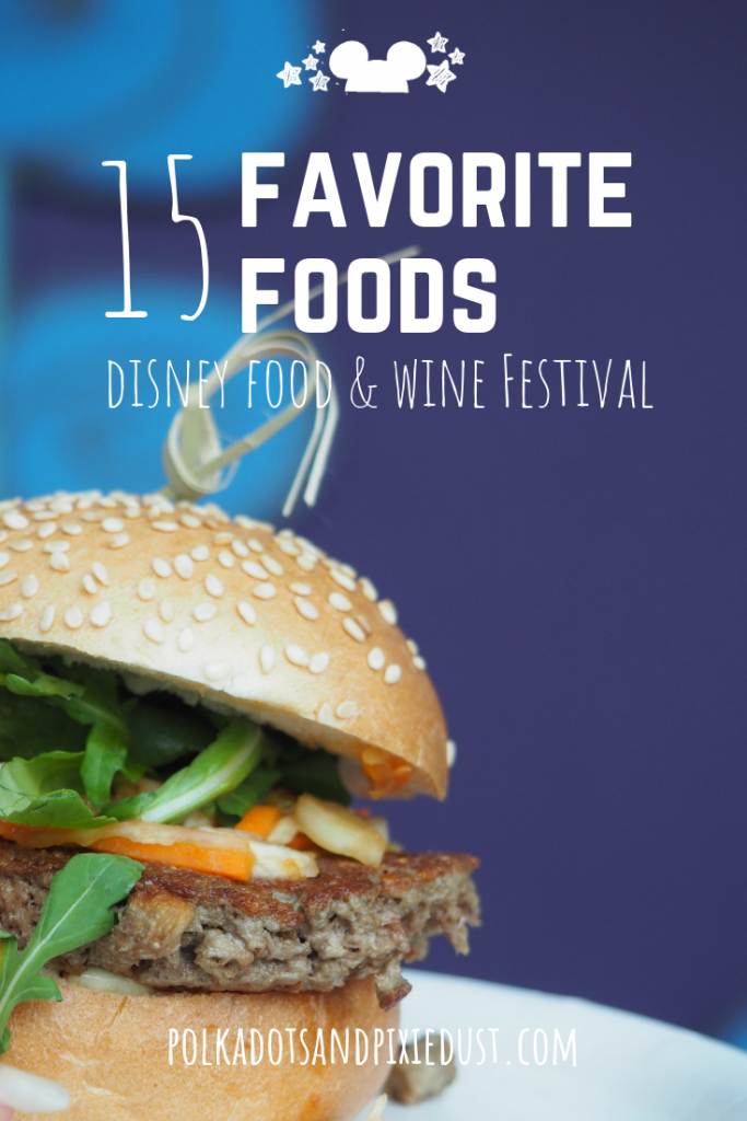 our favorite foods at the food and wine festival walt disney world #disneyfood #disneyfoodandwine #tasteepcot