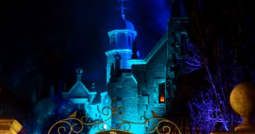 Spooky Fun at Walt Disney World for Halloween