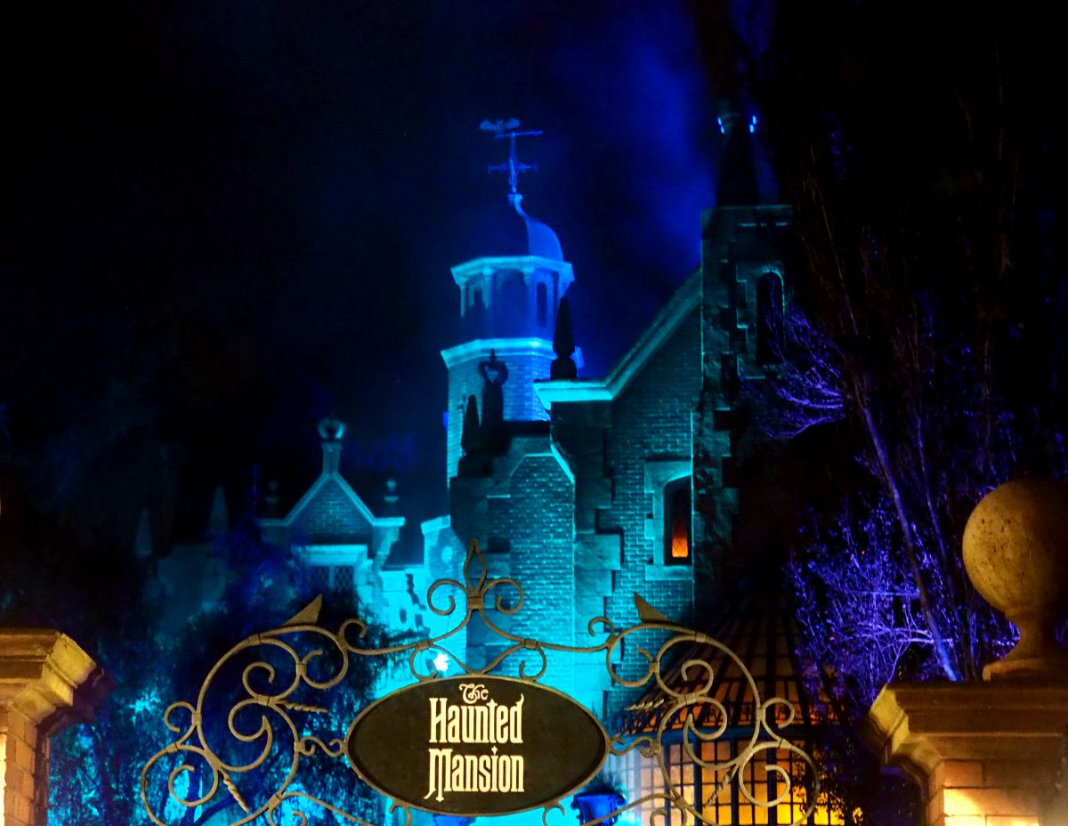 Spooky Fun at Walt Disney World for Halloween