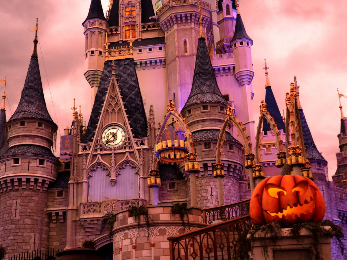 Mickey's Not So Scary Halloween Party Favorites