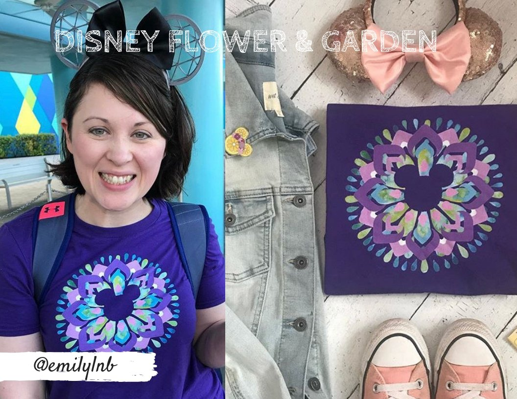 disney flower and garden shirts polkadotpixieshop polka dot pixie shop #polkadotpixieshop #polkadotpixies