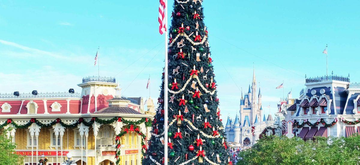 5 must do's at Walt Disney World this holiday season