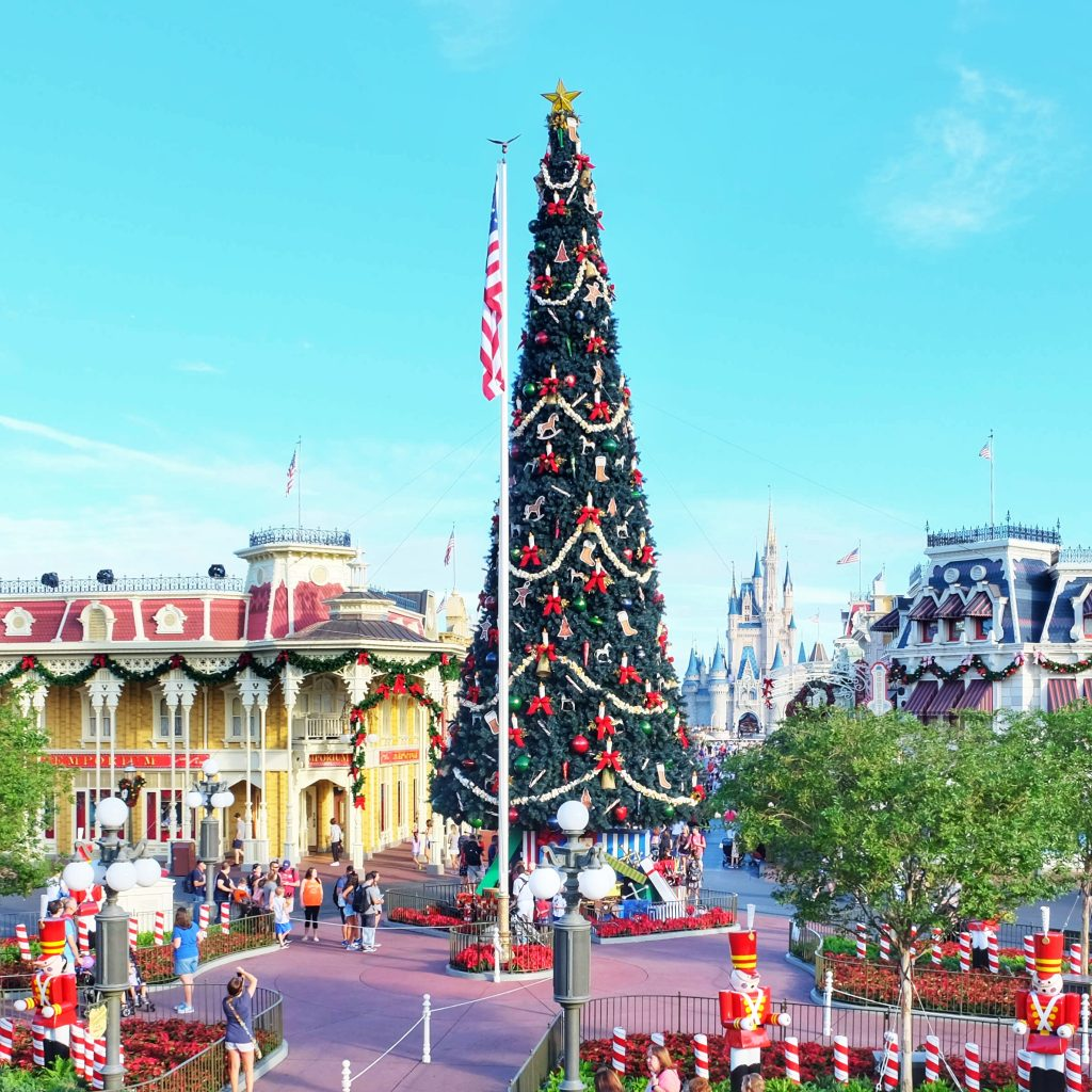 Walt Disney World During the Holiday Season: 5 Must Do's!