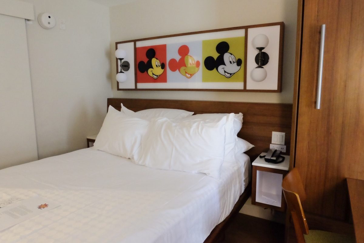 Pop Century, new rooms at Pop Century, renovated rooms Pop Century, Value Resorts, Disney Value Resorts, Disney on a budget