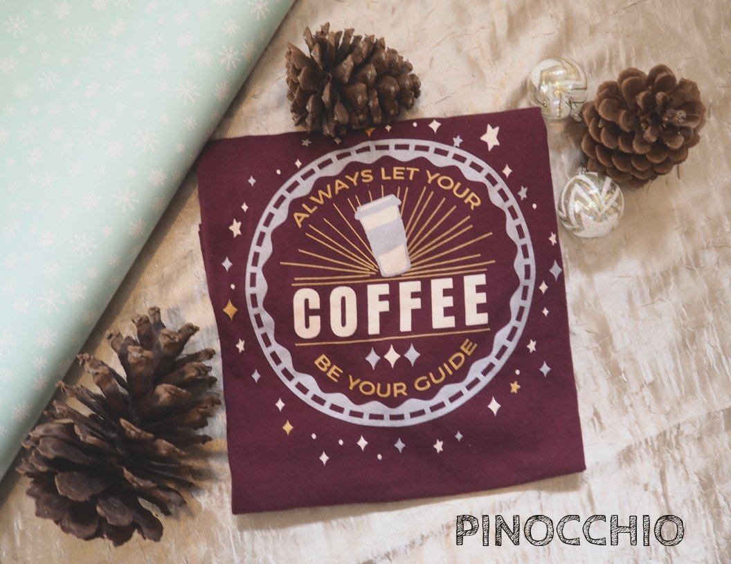 Pinocchio shirt Coffee Shirt for disney polkadotpixieshop polka dot pixie shop #polkadotpixieshop #polkadotpixies
