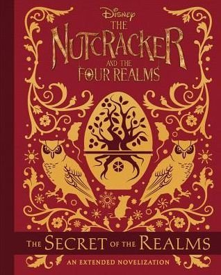 Disney Nutcracker and the Four Realms story book #disneynutcracker #nutcrackerbook