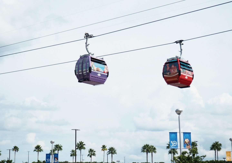 skylinner gondola