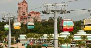 Disney Skyliner at Walt Disney World : A Quick Guide