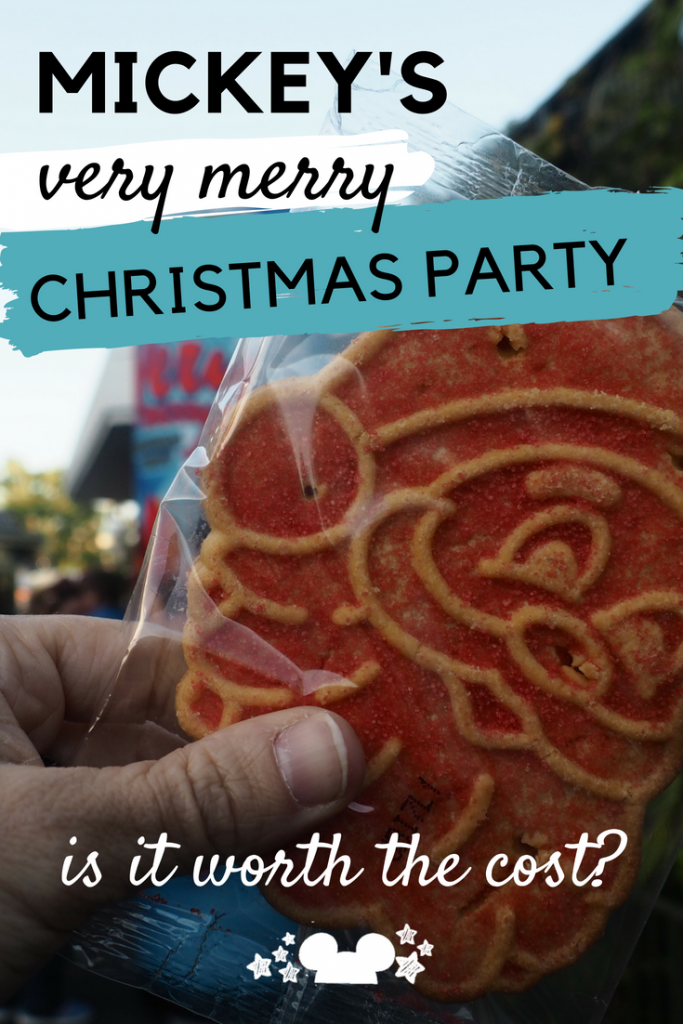 mickey's very merry christmas party review and guide. #disneytips #disneychristmasparty #mvmcp