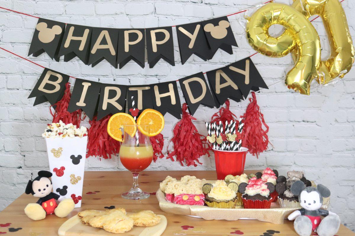 Mickeys 90th birthday party, mickey mouse party, mickey party, birthday party disney, disney party, mickeys party, mickeys birthday, mickey shaped food, mickey shaped treats