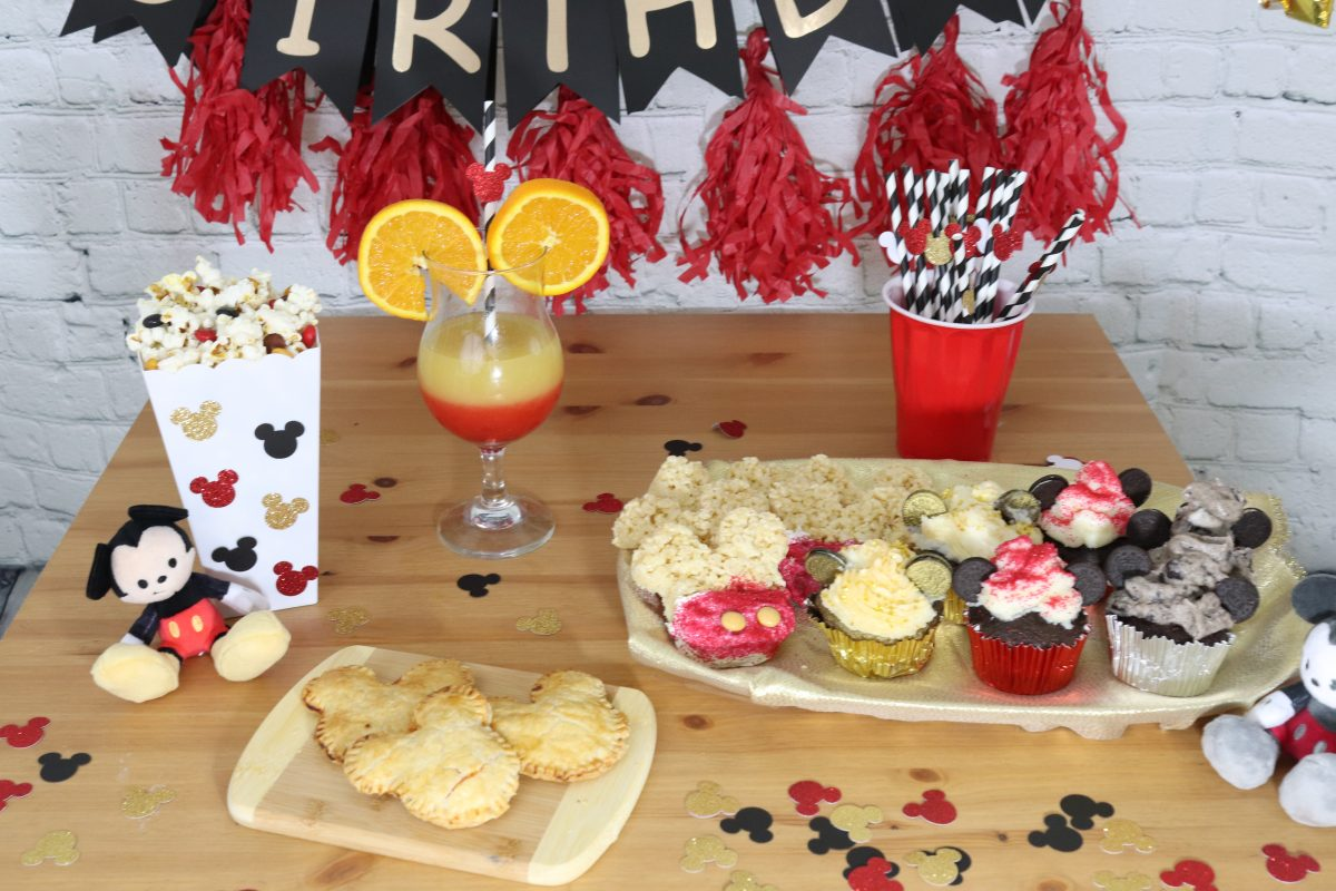 Mickeys 90th birthday party, mickey mouse party, mickey party, birthday party disney, disney party, mickeys party, mickeys birthday, mickey shaped food, mickey shaped treats