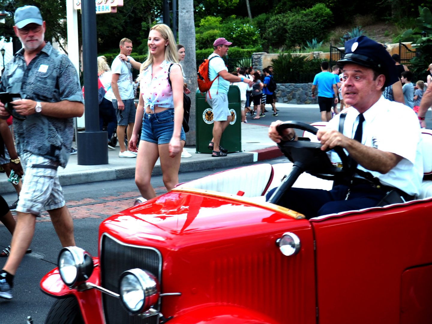 is bringing a car to walt disney world a good idea?