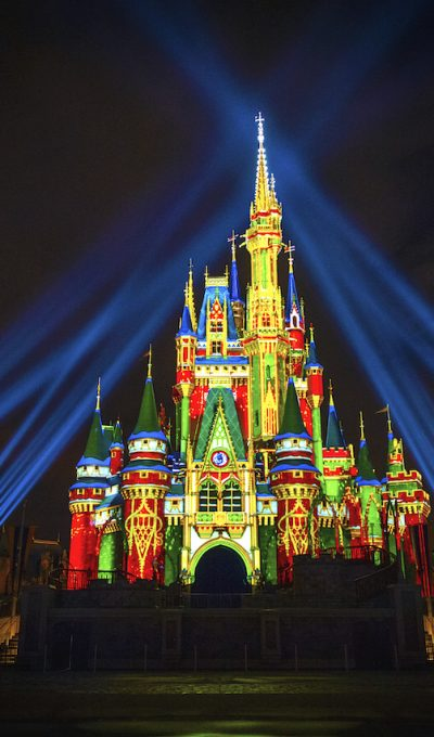 What's New At Walt Disney World For Christmas 2020