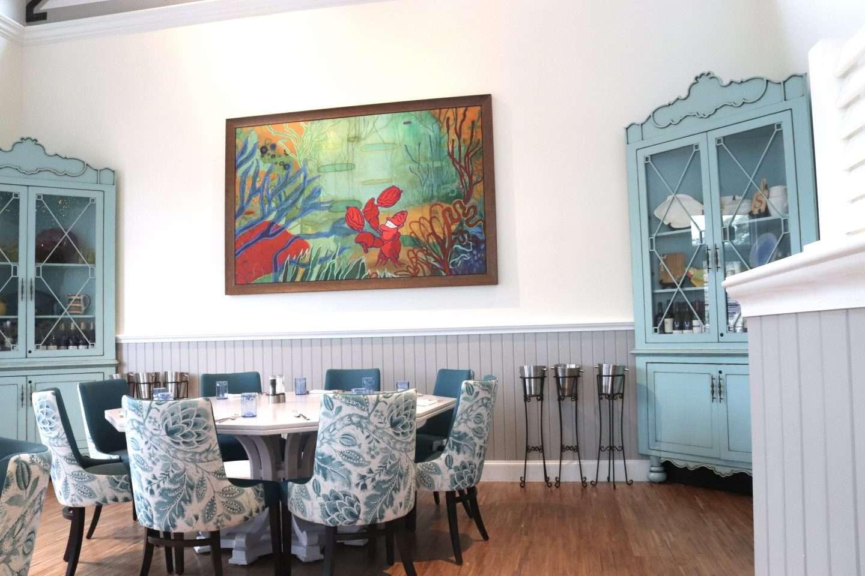 CBR Disney, Sebastian's Bistro, Disney restaurants, disney resorts, sebastians caribbean beach, new disney restaurants, new disney restaurant, new disney dining, sebastians bistro