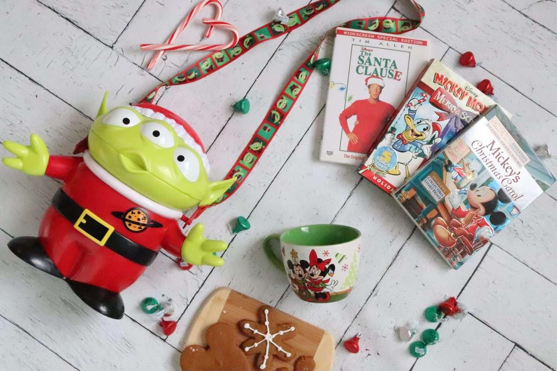 Disney Christmas Movie Night, disney holidays at home, disney christmas at home, disney home christmas
