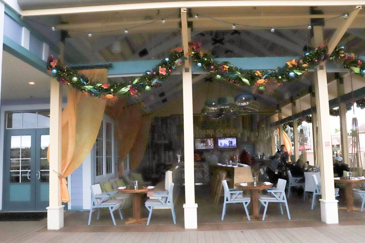 CBR Disney, Sebastian's Bistro, Disney restaurants, disney resorts, sebastians caribbean beach, new disney restaurants, new disney restaurant, new disney dining, sebastians bistro