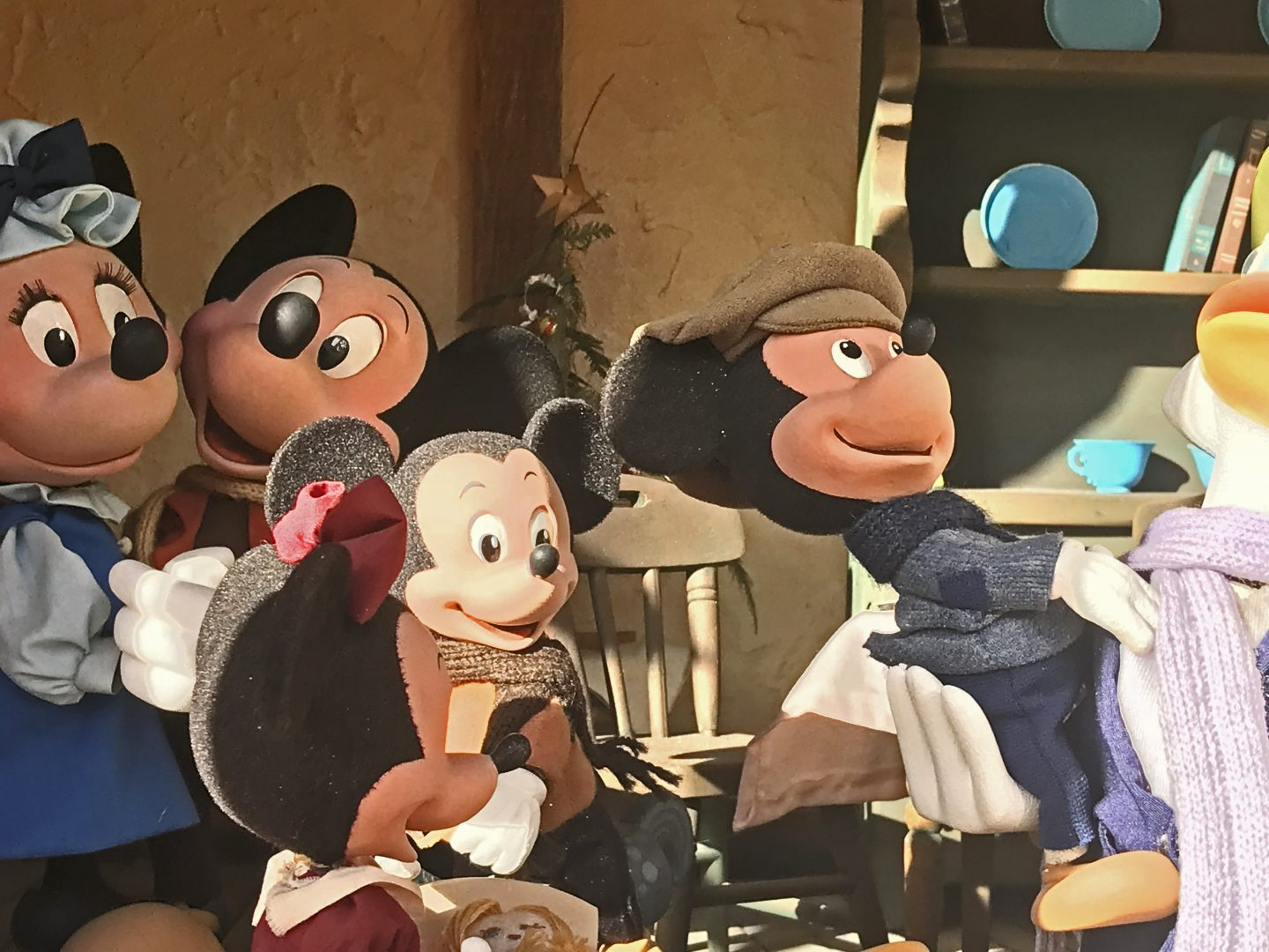 Mickey's Christmas Carol Lessons for