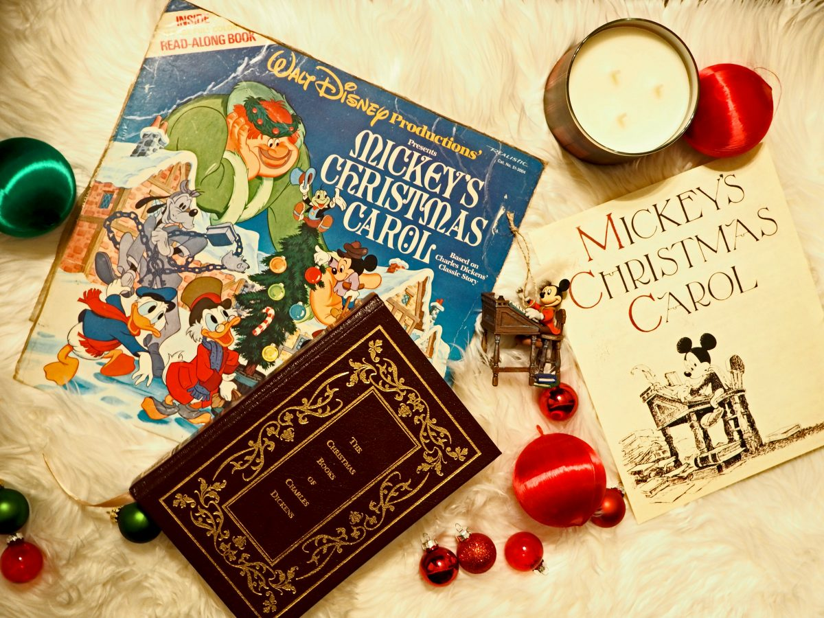 Mickey's Christmas Carol Lessons for Life