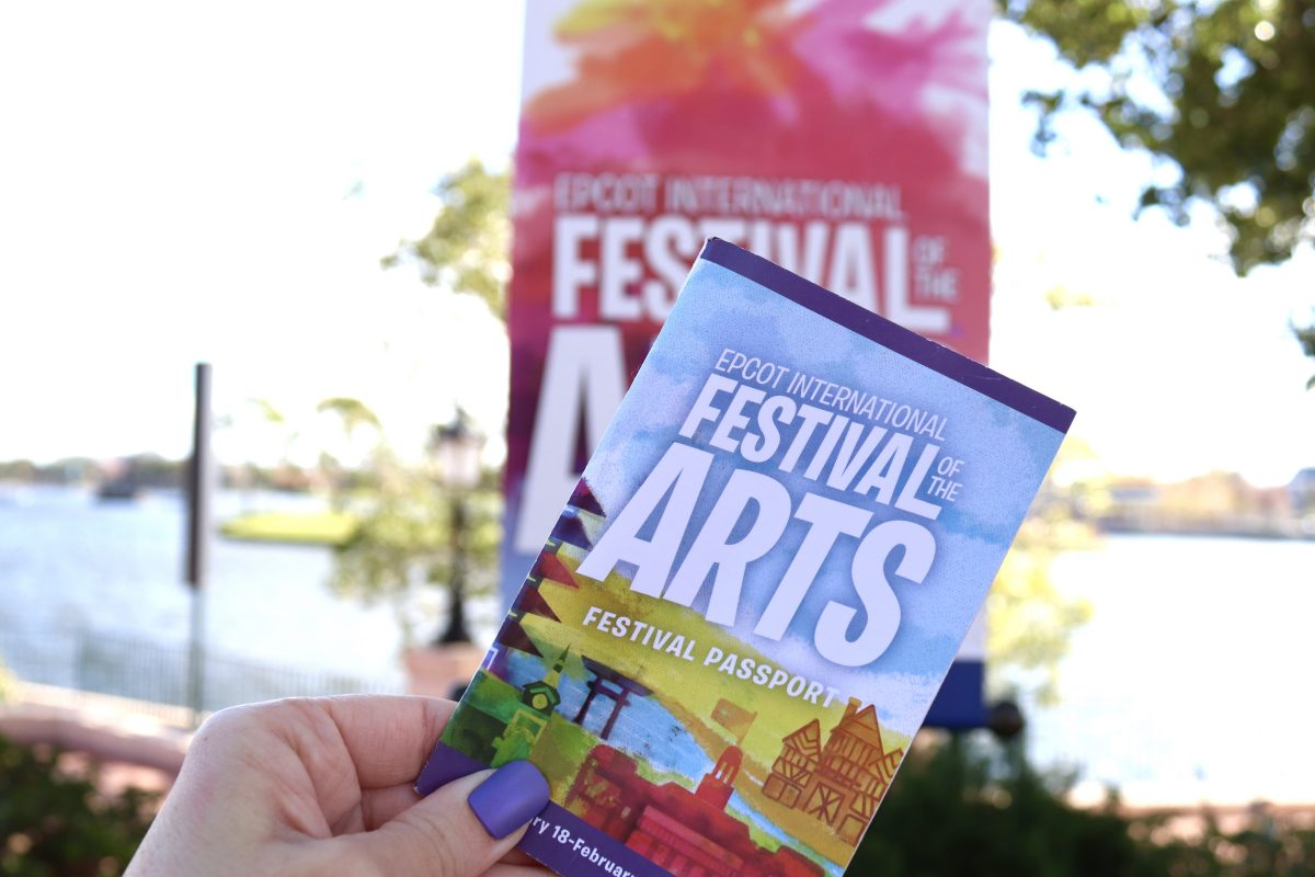Epcot International Festival of the Arts Foods We Loved