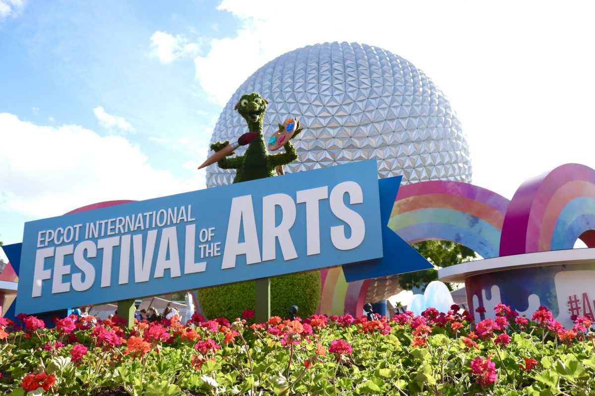 Disney World Festival of the Arts Must Do's