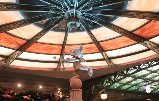 Dining on the Disney Dream Cruise