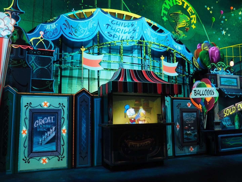 Disney World Mickey and Minnie's Runaway Railway