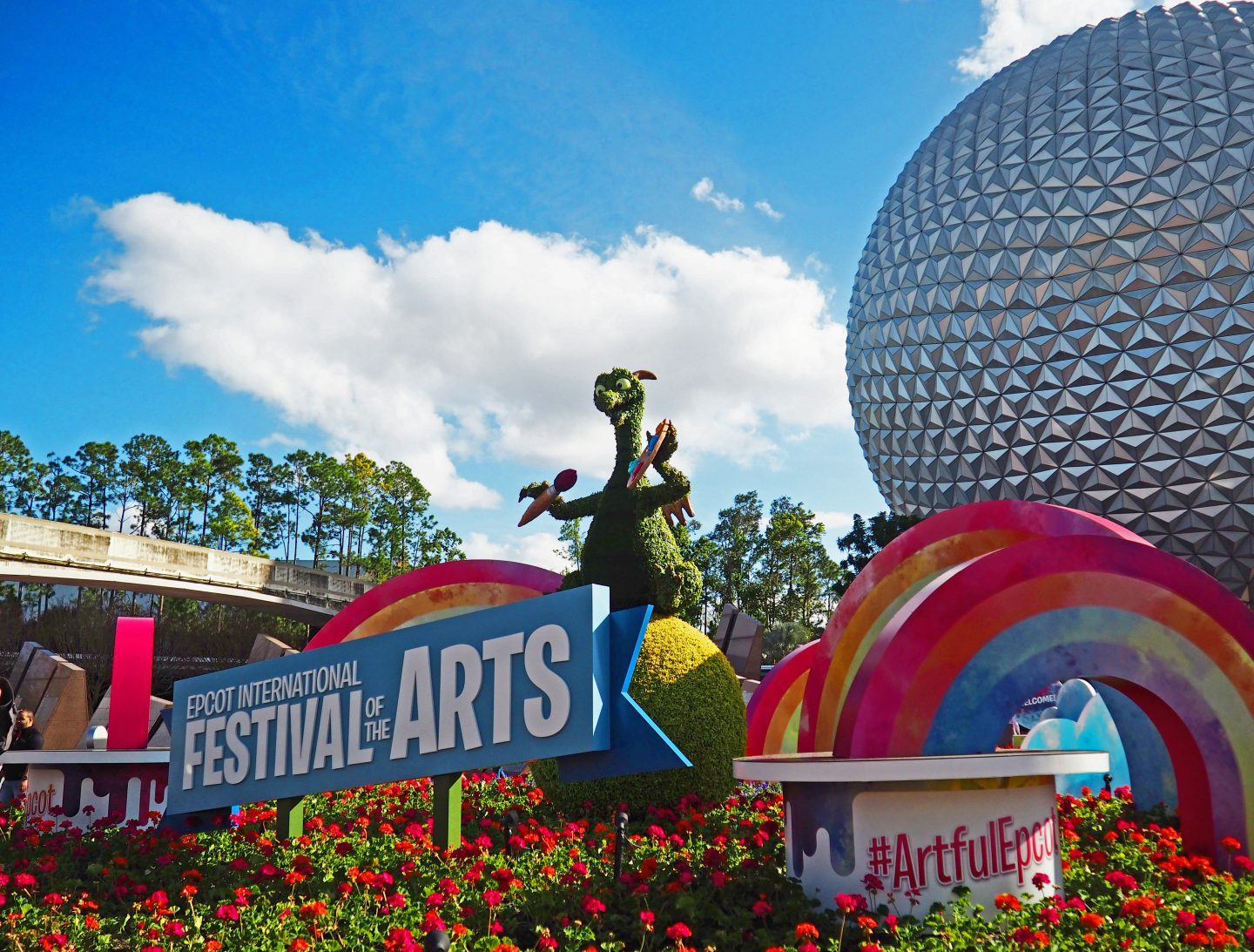 epcot festival of the arts at disney