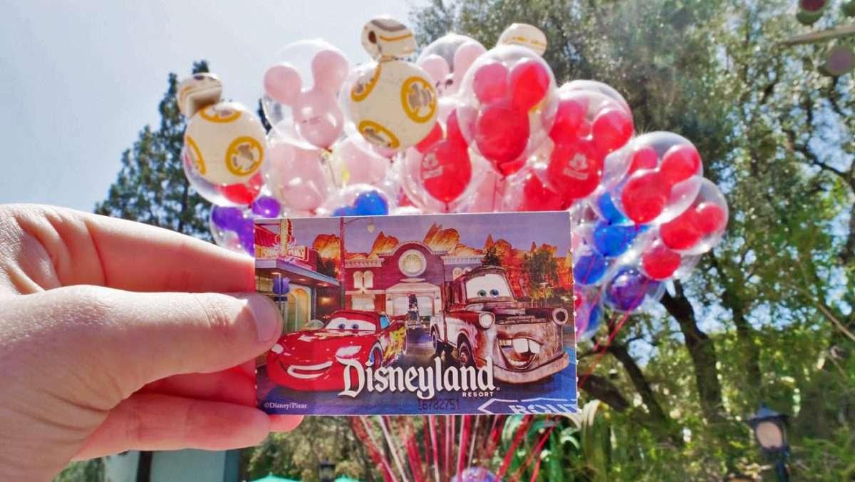 Disneyland Reopening