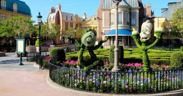 Walt Disney World Flower and Garden Festival Checklist