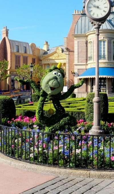 Walt Disney World Flower and Garden Festival Checklist