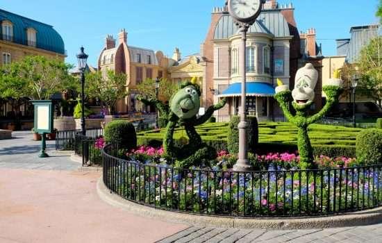 Walt Disney World 2019 Calendar of Events