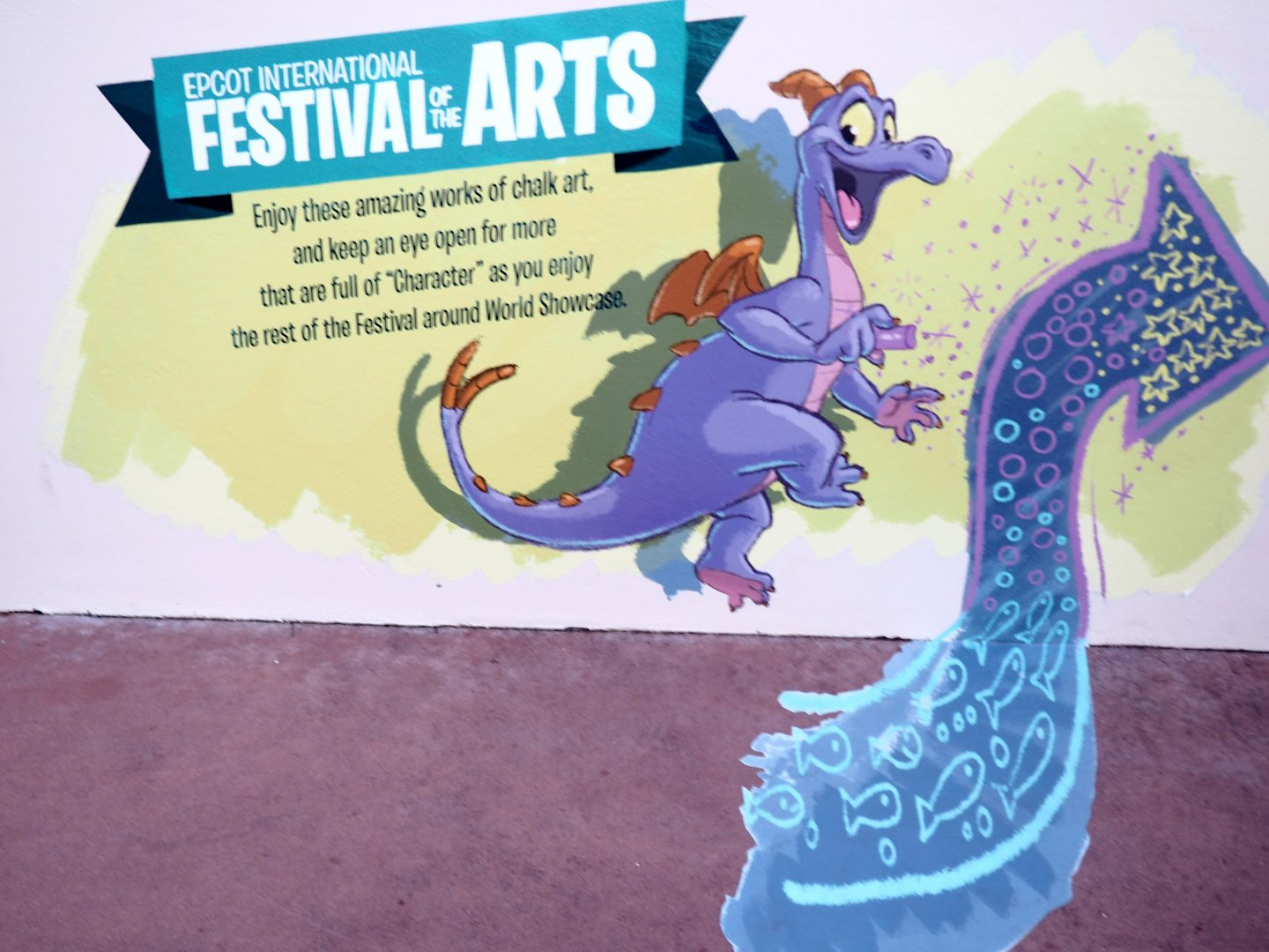 festival of the arts with kids at epcot