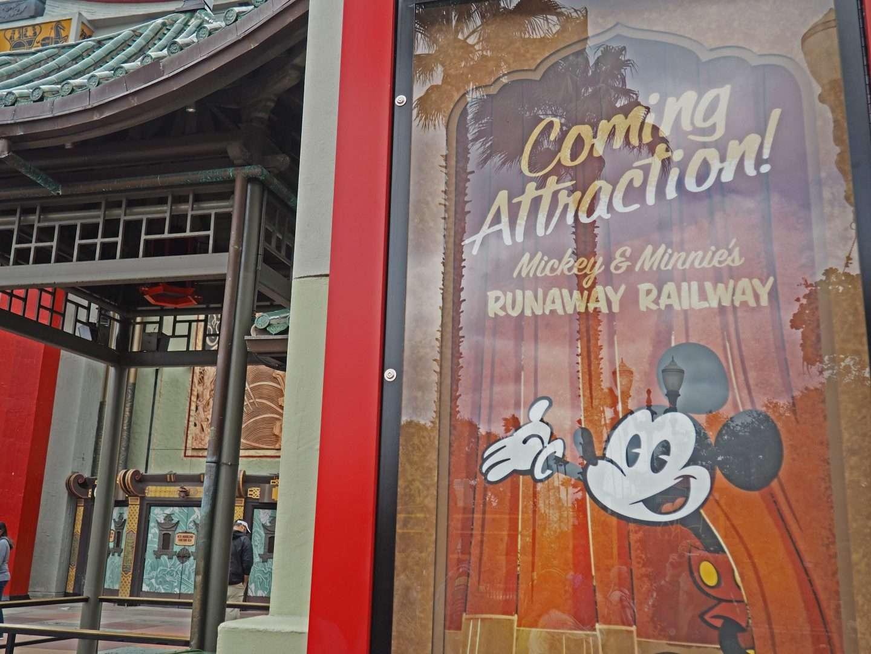 minnie and mickey ride at walt disney world